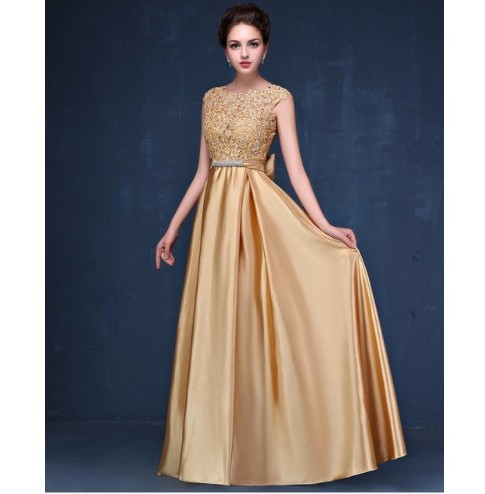 Aliexpress Buy Satin Sexy Open Back Long Bridesmaid Dress Plus