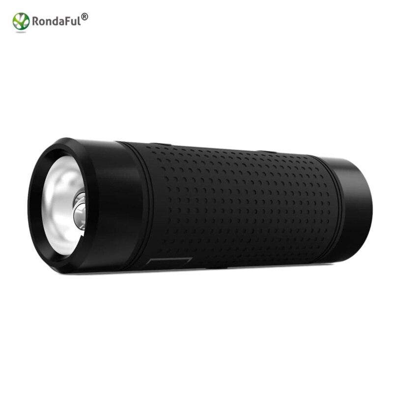 OS2 Intelligent Outdoor Speaker Loud Speaker Bluetooth Column With font b Power b font font b