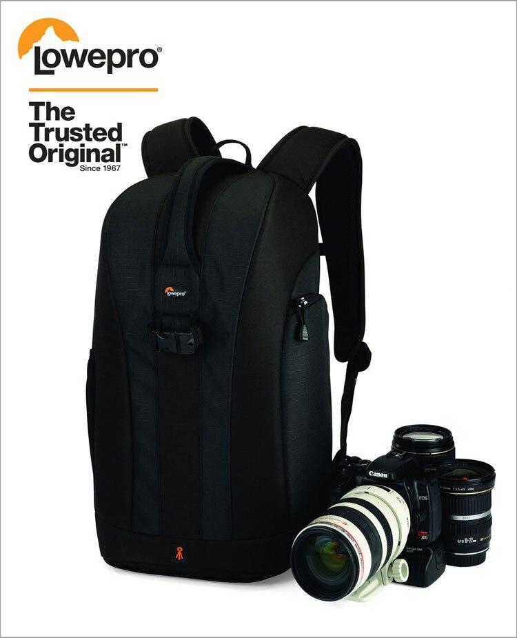 Бесплатная доставка Gopro Подлинная Lowepro Flipside 300 AW Цифровые зеркальные камера Фото Сумка Рюкзаки + ALL Weather Cover Оптовая продажа
