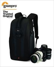 Ücretsiz kargo Gopro hakiki Lowepro Flipside 300 AW dijital SLR fotoğraf makinesi fotoğraf çantası sırt çantaları + tüm hava kapak toptan