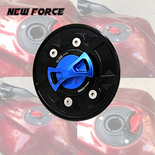 8 Colors CNC Billet Fuel Tank Cover For BMW F850GS 2006 – 2012 Hot Motorcycle Accessories Gas Cap Petrol Covers 2009 2010 2011