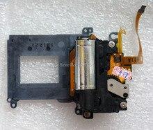 Assy usado da placa do obturador com peças de reparo do motor para canon eos 60d ds126281 slr