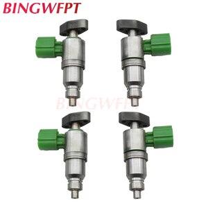 Image 1 - 4PCS Fuel Injectors For Nissan Sentra/Bluebird/Sylphy/Primera QR20 QR25 QR25DD 16600AL560 17520 AE050 17520 AE051