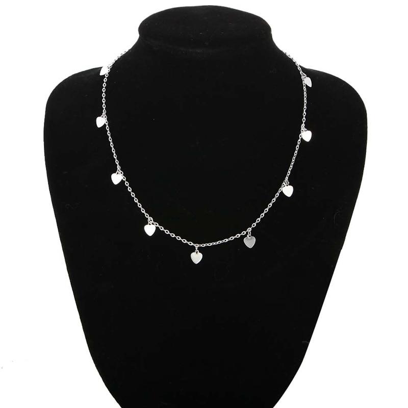 C1205-heart silver