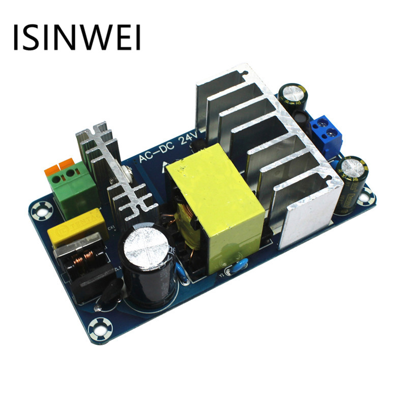 AC85-265V To DC24V 24V 4-6A 100W Switching Power Supply Board AC-DC Power Module power supply module driver for led ac 85 265v page 4 page 4