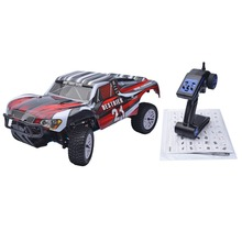 HSP 1/10 Scale 2.4GHz RTR Nitro Gas 4WD Truck