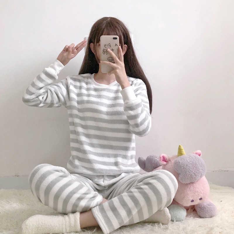 Conjuntos de terciopelo para mujer nuevo Otoño Invierno moda manga larga Sexy 2 piezas conjunto Bodycon Slim Sweat Suits chándal ropa para el hogar