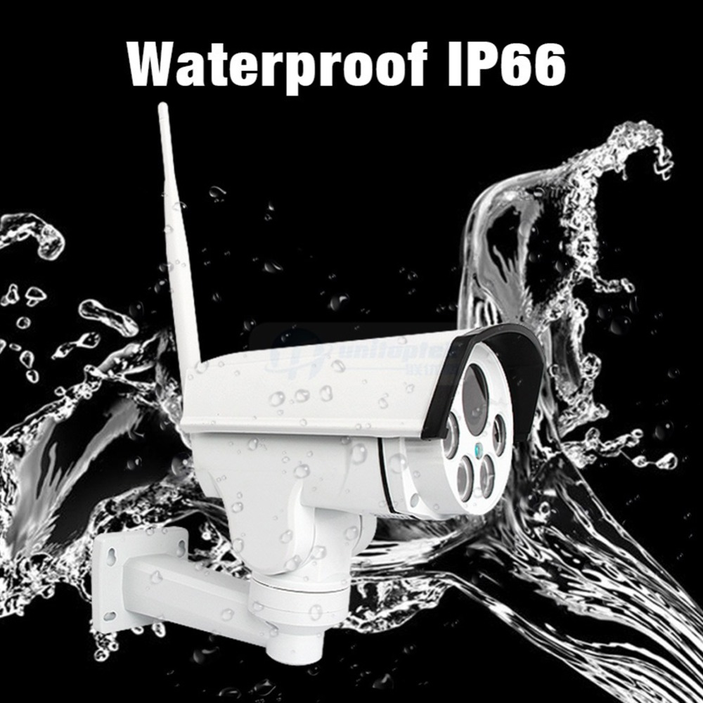 Image 3 - 1080P PTZ Camera Wi FI 3G 4G SIM Card Camera Wifi Bullet Camera Outdoor Wireless IR 50M 5X 10X Zoom Auto Focus Lens CCTV Cam-in Surveillance Cameras from Security & Protection