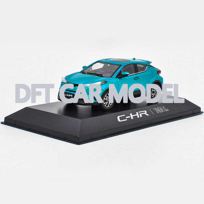 1 43 Alloy Pull Back Toy Vehicles C HR CHR Sports Car Model Of Children s