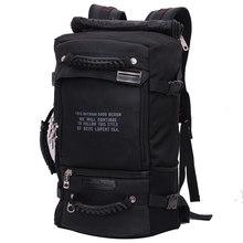 노트북 배낭 17 18 인치 노트북 가방 17.3 15.6 14 인치 야외 대형 여행 배낭 어깨 남자 가방 용량 다목적