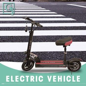 Kugoo M4 PRO Elektrische Roller Samokat Erwachsene 48V 500W Starke leistungsfähige Skate Faltbare Drift Roller Licht Gewicht Roller