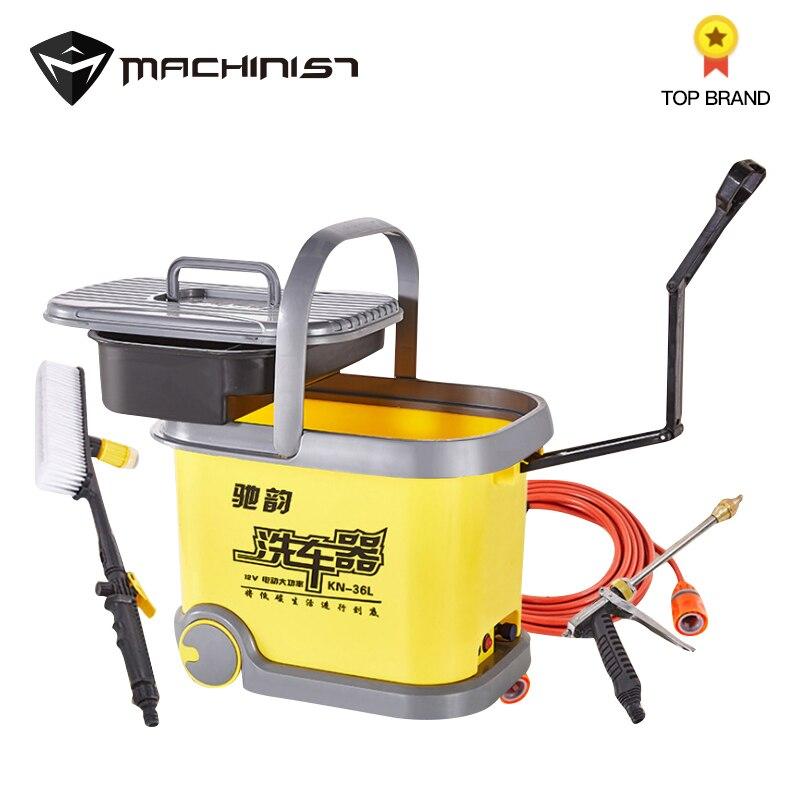Mousse générateur de lavage de voiture pression usage domestique voiture laveuse/portable équipement de lavage de voiture 25L 12 V Tornador moteur pompe pneumatique pistolet