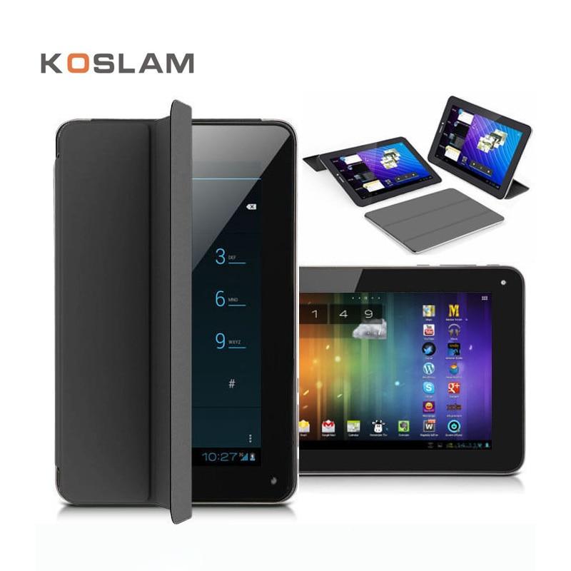 KOSLAM 7 Inch 3G Android Tablet PC Tab Pad Dual Core 8GB Storage Dual SIM Card
