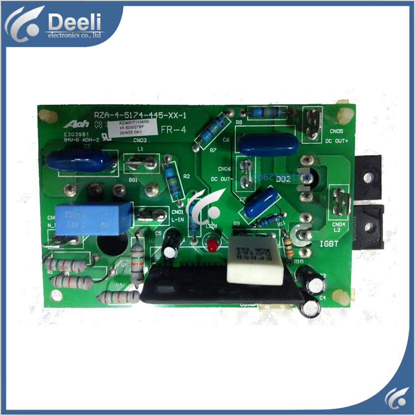 Original for Hisense air conditioning Computer board KFR-60LW/39BP PFC Board RZA-4-5174-445-XX-1 used board original for tcl air conditioning computer board used board