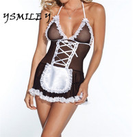 Plus Size Women Sexy Lingerie Lace Dress Underwear Babydoll Sleepwear G String