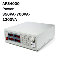 AC Power Source Supply Storage Type Variable Frequency Power Supply Output Double Insurance 220V APS4000 350VA/700VA/1200VA