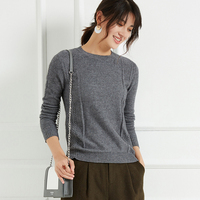 GABERLY Soft Cashmere O neck Twisted Sweaters and Pullovers Women Autumn Winter Stripe Jumper Sweater Female Top Knitted Brand