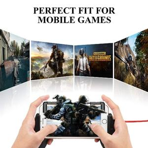 Image 5 - PUBG Mobile Controller for iPhone Android Phone Game Pad Mobile Gaming Gamepad Joystick L1 R1 Triggers L1RI Fire Button