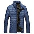 TG6040Cheap atacado 2016 nova edição roupas han dos homens cultivar a moralidade de algodão-acolchoado jacket brasão no inverno