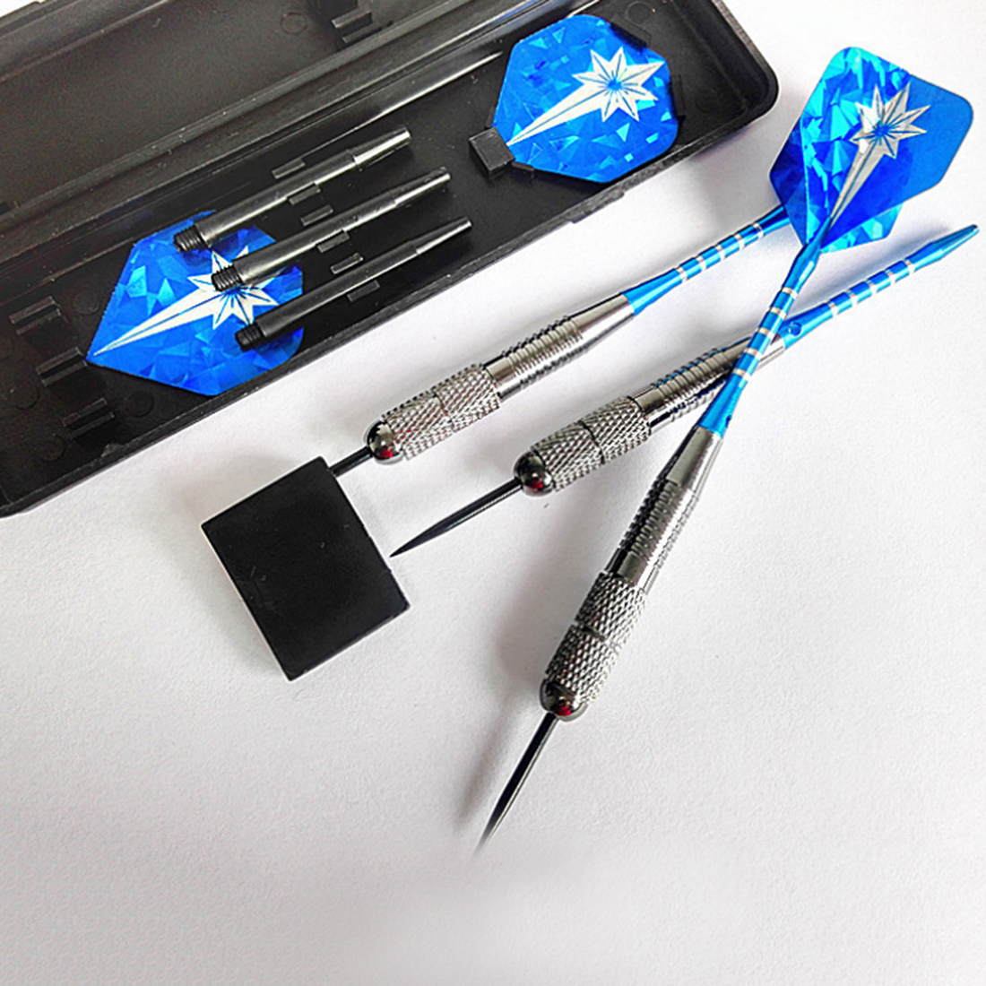 3Pcs Set 26g Professional Dart Anti Throw Hard Darts