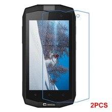 2 шт. crosscall TREKKER M1 core закаленное Стекло высокое качество Экран протектор для crosscall TREKKER M1, четыре ядра, смартфон с функцией отпечатков пальцев(Стекло пленка