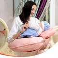 2016 Nueva Madre Cuidó Artefacto Enfermería Bebé De Amamantamiento Uso Recién Nacido Los Bebés Aprenden A Sentarse Almohada de Algodón Almohada Cojín Puerp