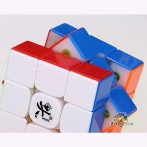 Image 3 - Cubo mágico rompecabezas Dayan 3x3x3 333 cubo v8 magnético TengYun M champion competición profesional twist wisdom juguetes de club juego de regalo