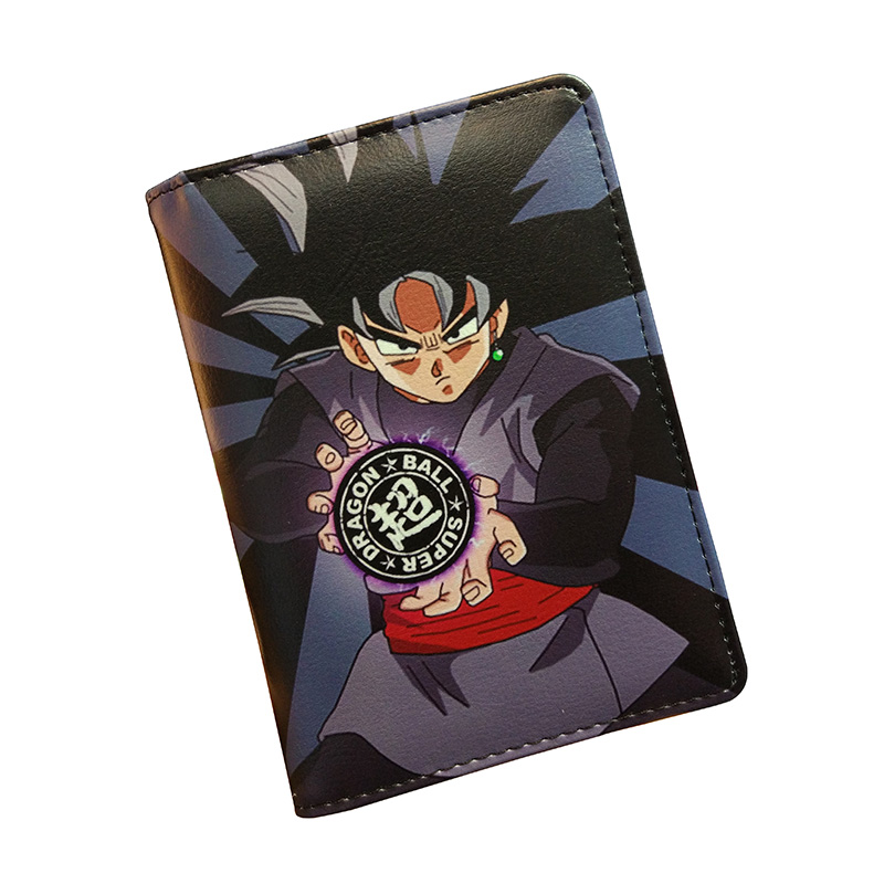 Cute Superhero Kids Blocking Print Passport Holder Cover Case Travel Luggage Passport Wallet Card Holder Made With Leather For Men Women Kids Family
