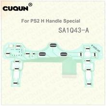 Controlador condutora Film para Sony PS2 Flex Cabo H SA1Q43-A para Playstation 2 Película Condutora Controlador Joystick Cabo Flex