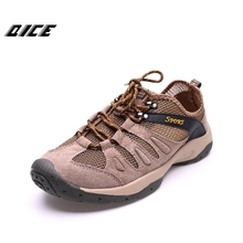 2017 Hiking Shoes Men Hiking Boots Mountain & Fishing Shoes Outdoor Sport Shoes