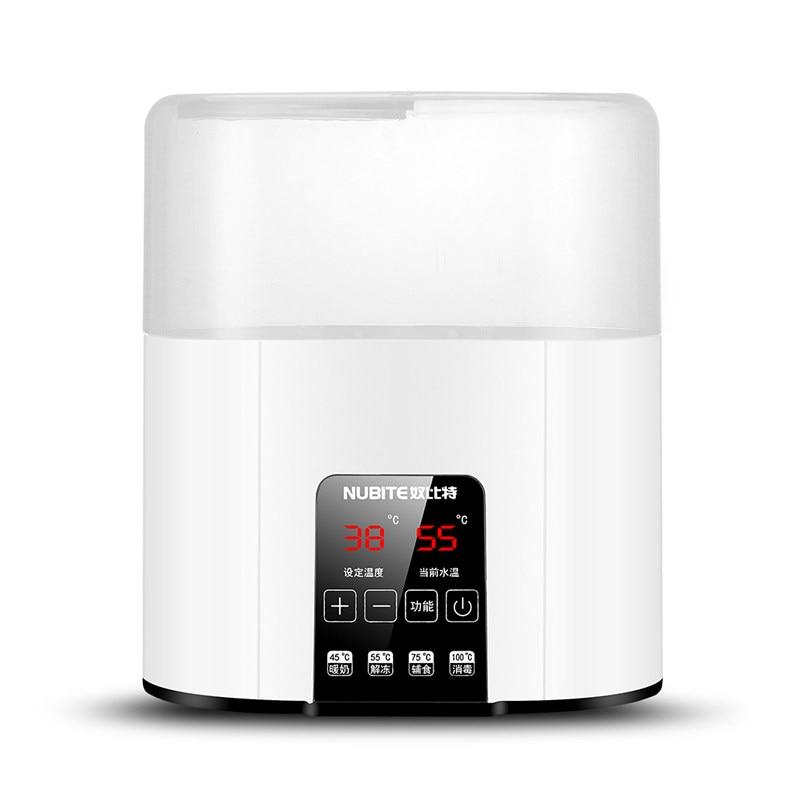Baby Feeding Sterilizermilk Bottle Automatic Warmer Intelligent Thermostat Food Heating Warmers & Sterilizers Two In One