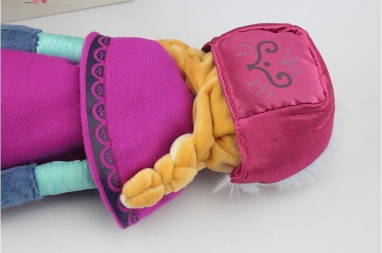Princess Elsa plush Anna Plush Doll Toy Toys Brinquedos Kids Dolls for Girls  7