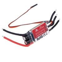 Série aranha 30A OPTO Brushless ESC Controle De Velocidade 2-6 S Lipo E8O7