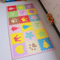 """Новорожденных """" ползет детские головоломки EVA пены ребенка ползать утолщение сплайсинга мягкой поверхности"""