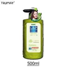 500ml Hair Shampoo Hair Growth Natural Herb Nourishing Shampoo Professional Care 300/500ml Loss Prevention Revitalizing Shampoo