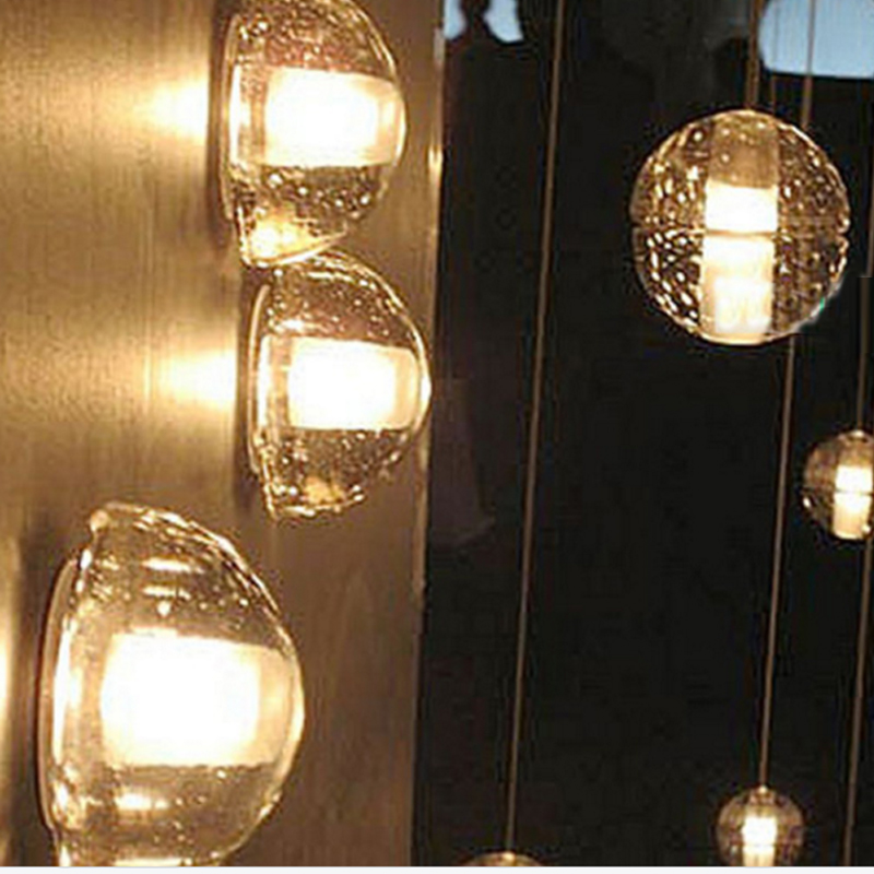 led crystal wall sconce indoor photography lighting led lamp home modern modern style bedside wall lamp bedroom stair wall lamp new design nature white 2heads 6w 30cm led modern crystal wall lights lamp sconce factory wholesale led lightings