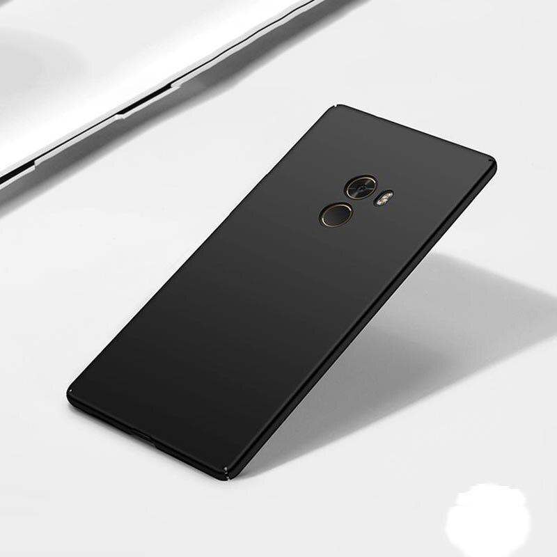Para Xiaomi Mi Mix 2 3 Funda de lujo Utral Thin Matte Hard PC Fundas - Accesorios y repuestos para celulares - foto 5