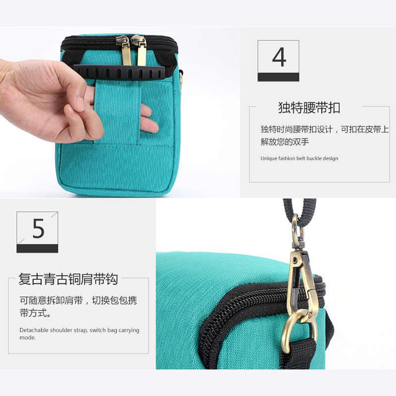 Противоударный Камера сумка для цифровой однообъективной зеркальной камеры Canon EOS M2 M3 M6 M10 M100 G5X G15 G16 G12 SX130 SX150 SX160 SX170 G1XII G1XIII G1X3 сумка чехол