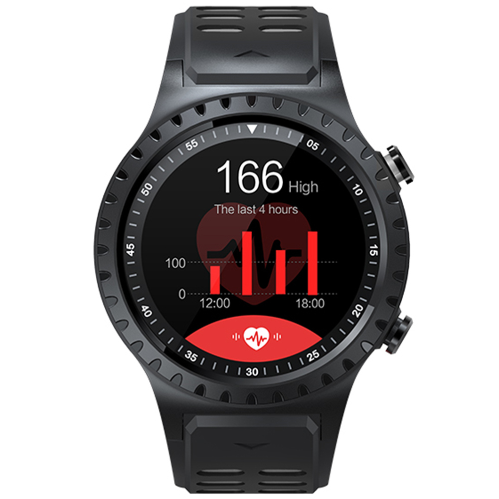 M1 Waterproof SIM Professional Heart Rate Monitor Smart Watch Barometer Bluetooth Multi Sport Mode Clock Fitness