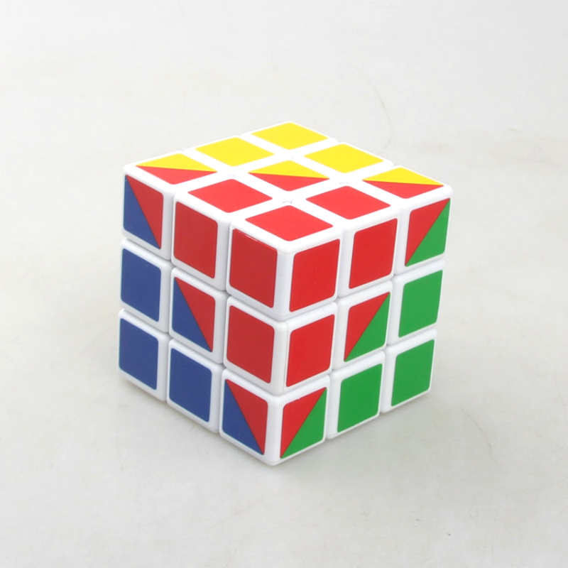 3x3x3 Super Difficult Magic Cubes Three Layers Training And Promotion Cube Toy For Children Adults Relaxing Puzzle Toys