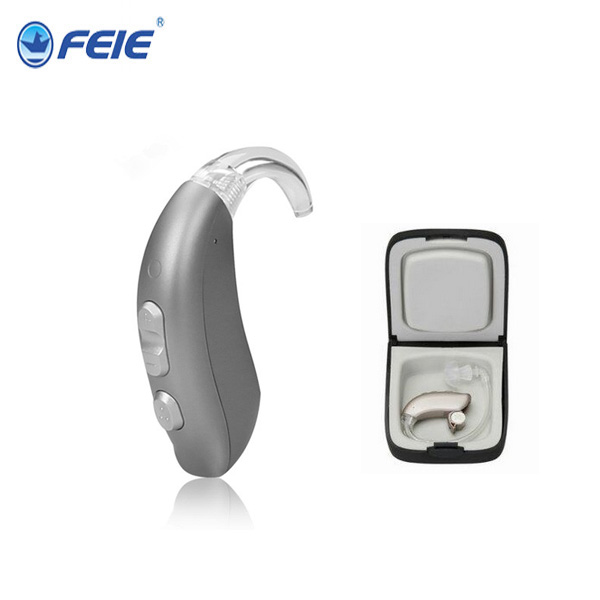 Up-to-date Digital BTE Model Hyperfine ADM Adaptive Directional Microphone Hearing Aid for Personal Sound Amplifier MY-26 цена 2017