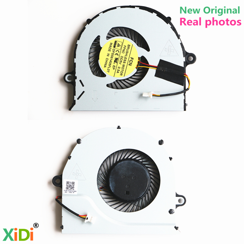 NEW XIDI FAN FOR ACER ASPIRE E5-552 E5-571G E5-571 E5-471G E5-471 E5-473 E5-473G V3-572G E5-573 E5-573G P246 CPU COOLING FAN for acer aspire v3 772g notebook pc heatsink fan fit for gtx850 and gtx760m gpu 100% tested