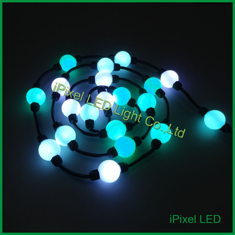 Various Dynamic Effects Colorful DMX LED Moon Light Ball