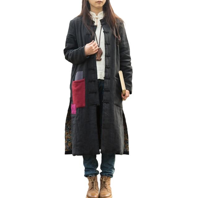 Aliexpress.com : Buy Traditional Chinese Winter Jacket Women Basic ...