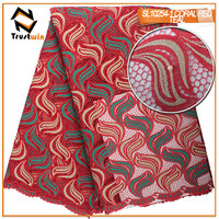Trustwin African Swiss Lace Fabric Fabric For Wedding Dresses Fabric For Dress Woven Fabrics Lace Applique