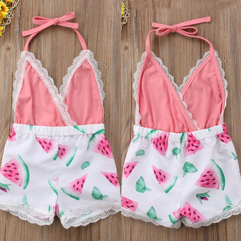 6af96b0f364 Buy toddler kids baby girls sleeveless watermelon and get free shipping on  AliExpress.com
