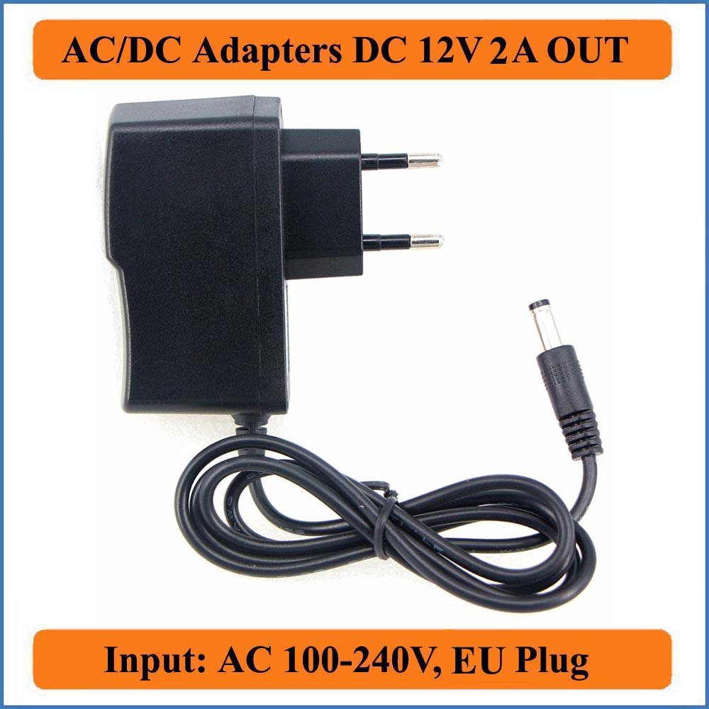 AC/DC адаптеры из Китая