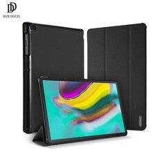 Чехол-книжка DUX DUCIS из искусственной кожи для samsung Galaxy TAB S5E, умный защитный чехол для samsung TAB S5E S5 E, 10,5 дюймов, новинка