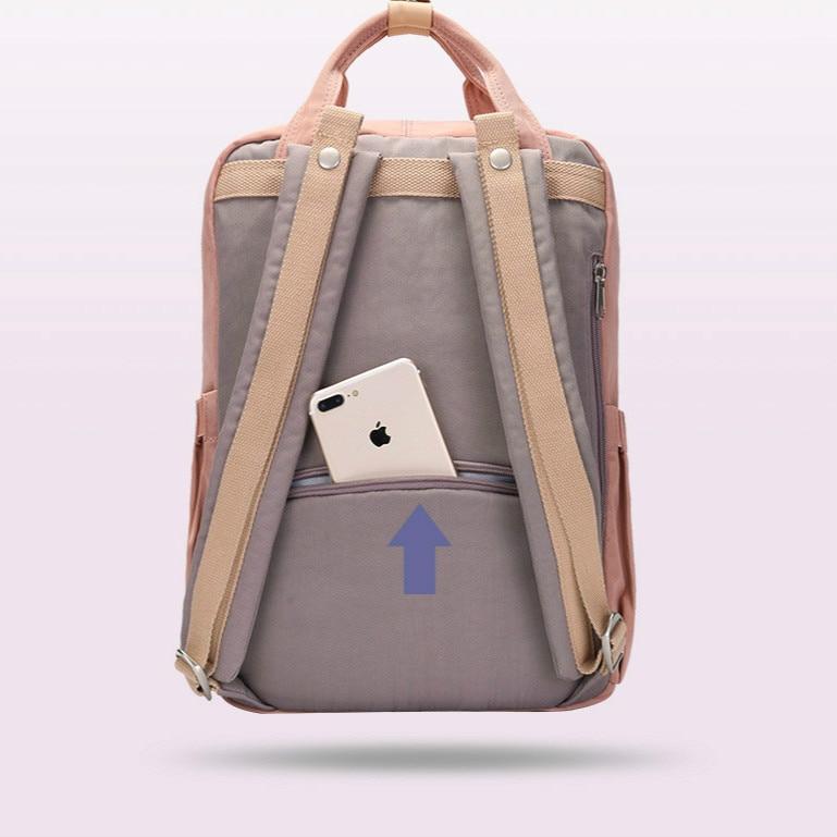 Heine Big Nylon Mummy Diaper Bag Baby Care Travel Nappy Changing - Pañales y entrenamiento para ir al baño - foto 6