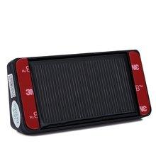 Tire Pressure Alarm Universal TPMS Solar Power Internal Sensor LCD Digital Tire Pressure Monitoring System Wireless Waterproof